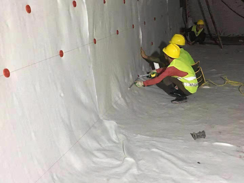 「防水板」隧道防水板固定焊接
