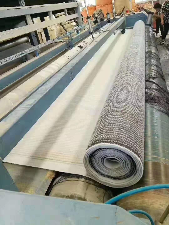 「膨润土防水毯」GCL膨润土防水毯用于垃圾填埋场的防渗材料